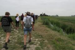 Hinke Kalsbeek   Vlak na de start