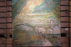 Kunst, Anne Feddema, lânlibben